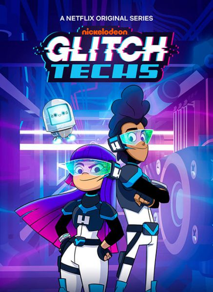 Glitch Techs TV Series 2020