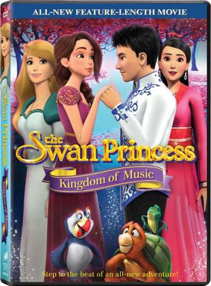The Swan Princess Kingdom of Music 2019