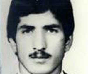 شهید کریمی- علی