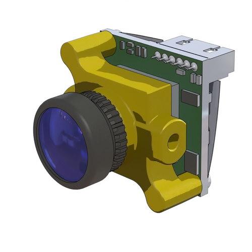 دانلود مدل سالیدورک - دوربین