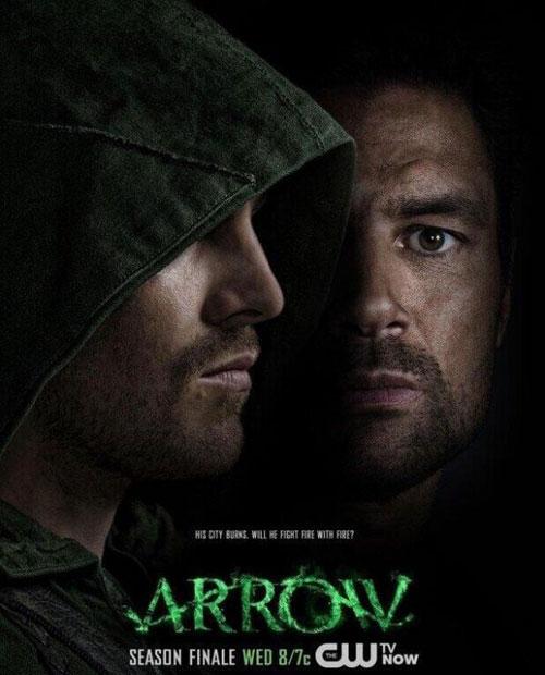 دانلود فصل سوم سریال arrow