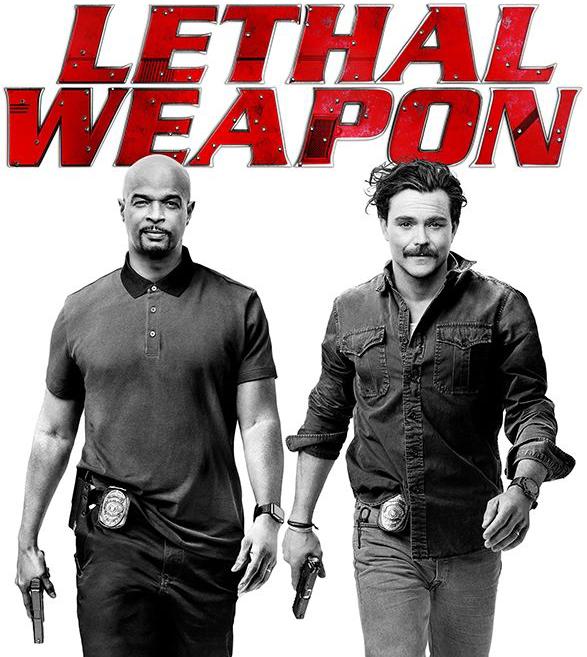 دانلود فصل 1 سریال Lethal Weapon