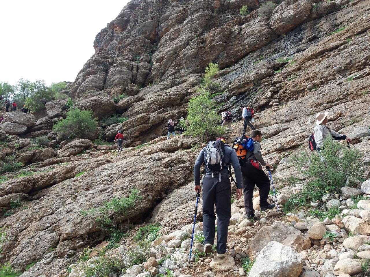 مسیر کوهنوردی رزسونه