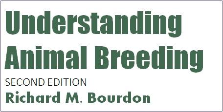 مفاهیم اصلاح نژاد دام-بوردون Understanding Animal Breeding