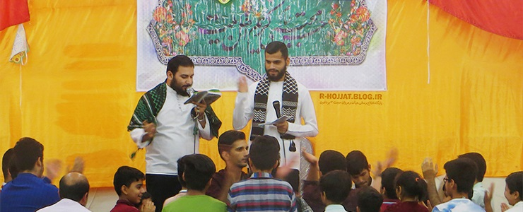 12عکس از جشن میلاد کریم اهل بیت امام مجتبی (ع) در بوشهر