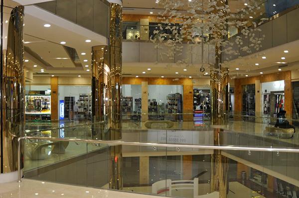 مجتمع تجاری آرمان مشهد