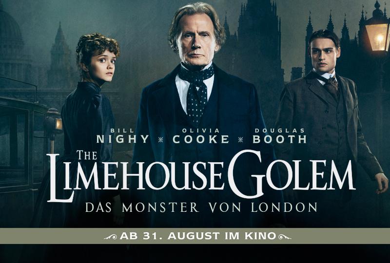 دانلود فیلم The Limehouse Golem 2017