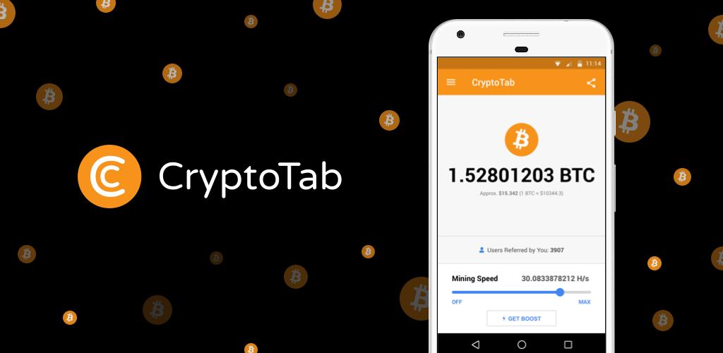 نتیجه تصویری برای cryptotab