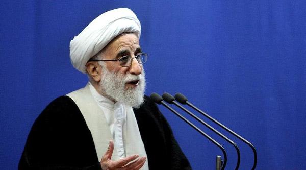 تقدیر آیت الله جنتی از اقدام جهادی شهردار تهران