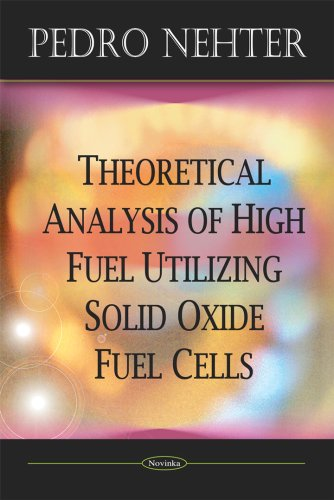 Theoretical Analysis of High Fuel Utilizing Solid Oxide Fuel Cells