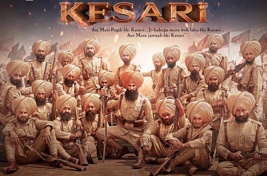 دانلود فیلم هندی Kesari 2019 زیرنویس دوبله فارسی