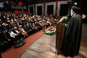 پیام مقام معظم رهبری به جوانان غربی کمتر از پیام امام راحل به گورباچف نیست