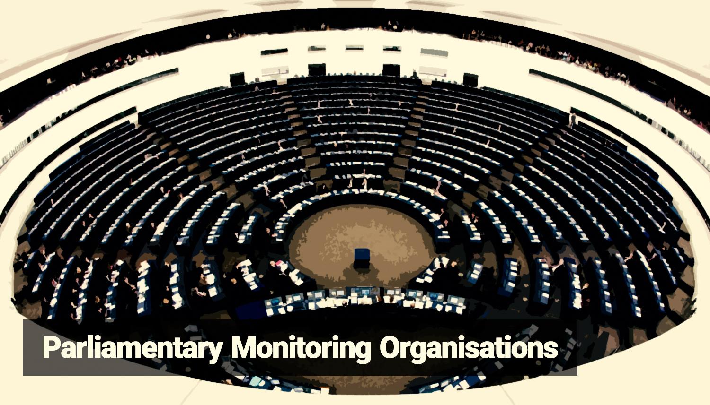 پیمایش سازمانهای ناظر بر پارلمان