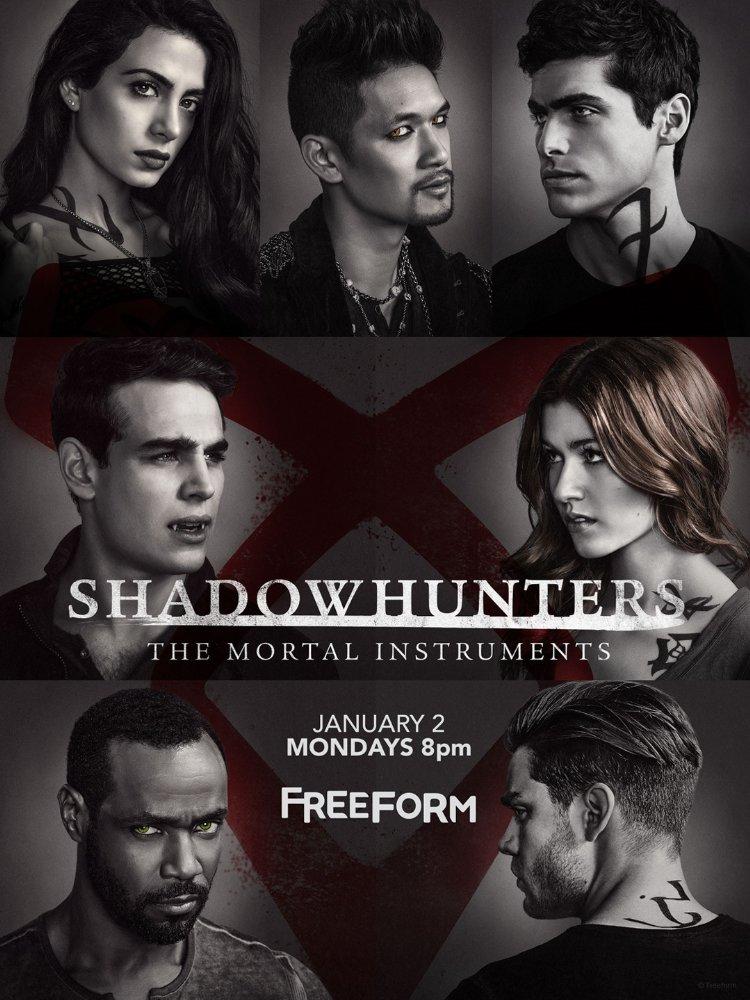 دانلود سریال شکارچیان سایه shadowhunters sc2 فصل 2 دوم