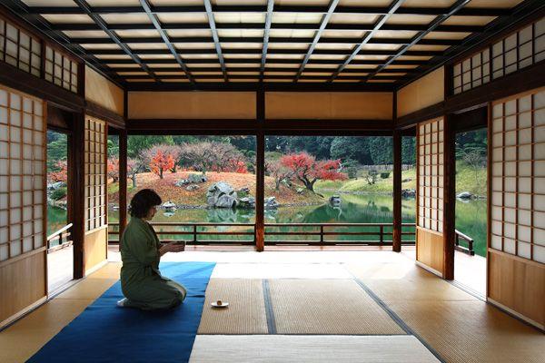 نقش فرهنگ در معماری مسکونی ژاپن