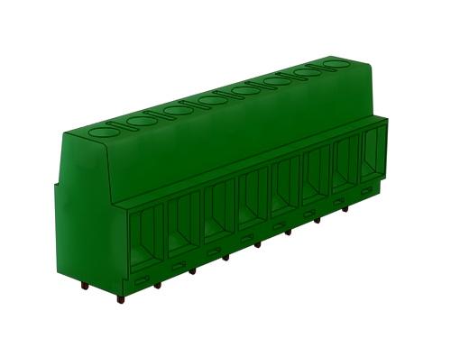 دانلود مدل سه بعدی ترمینال باکس در سالیدورک