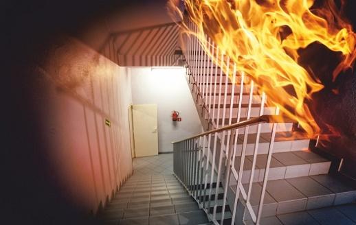 سنجش ایمنی در برابر آتش سوزی خانه NFPA(رایگان)