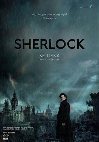 دانلود سریال شرلوک Sherlock TV Series 2017