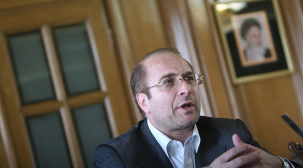 گفتگوی خبرگزاری مهر با دکتر قالیباف
