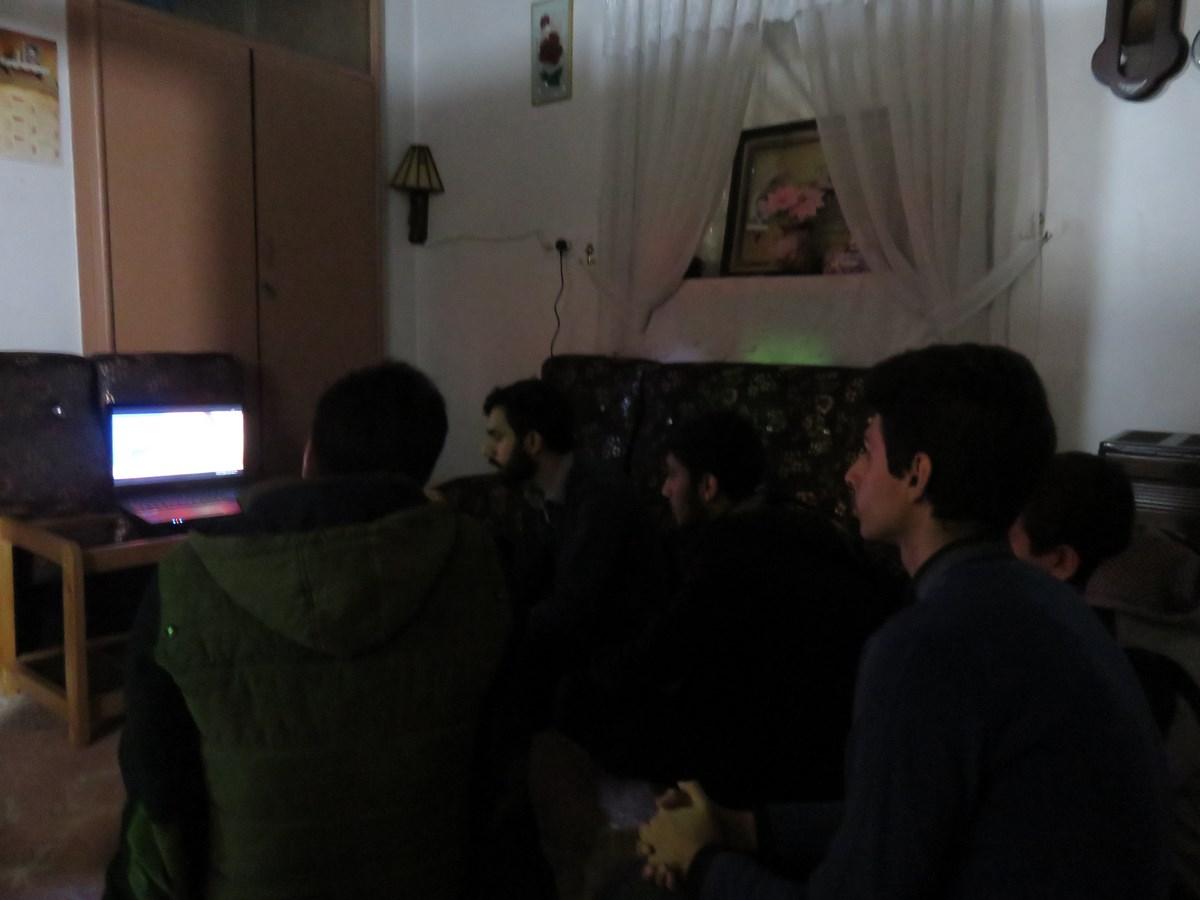 اکران فیلم های جشنواره عمار