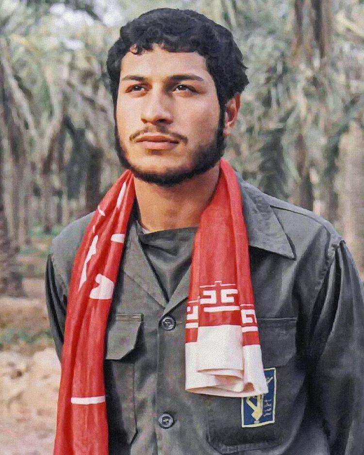 شهید محمد حاج علیزاده