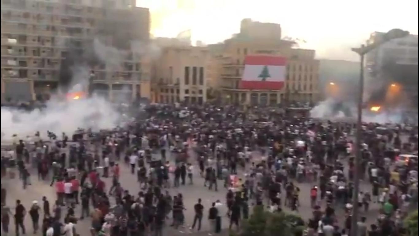 اعتراضات بیروت، تظاهرات مردمی یا کودتای رسانهای؟