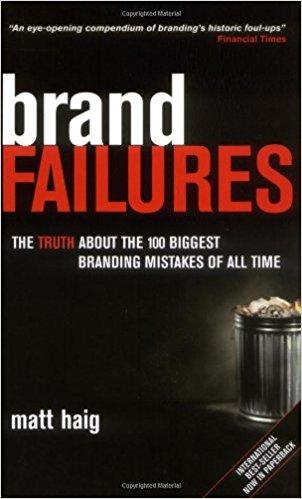 دانلود کتاب  Brand Failures  شکست های برندهای بزرگ دنیا