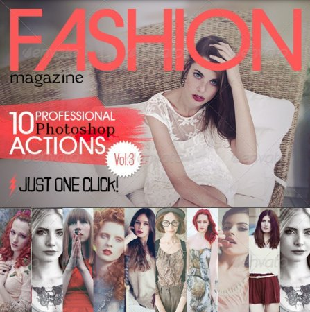 اکشن Fashion Magazine