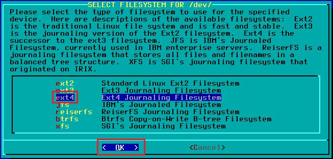 [عکس: setup-format-filesystem.png]