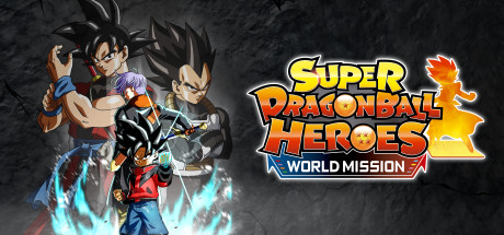 دانلود ترینر بازی SUPER DRAGON BALL HEROES: WORLD MISSION