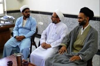 حجه الاسلام عباس علیزاده خضری