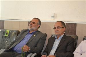 عباس احمدیان شهردار شهربابک