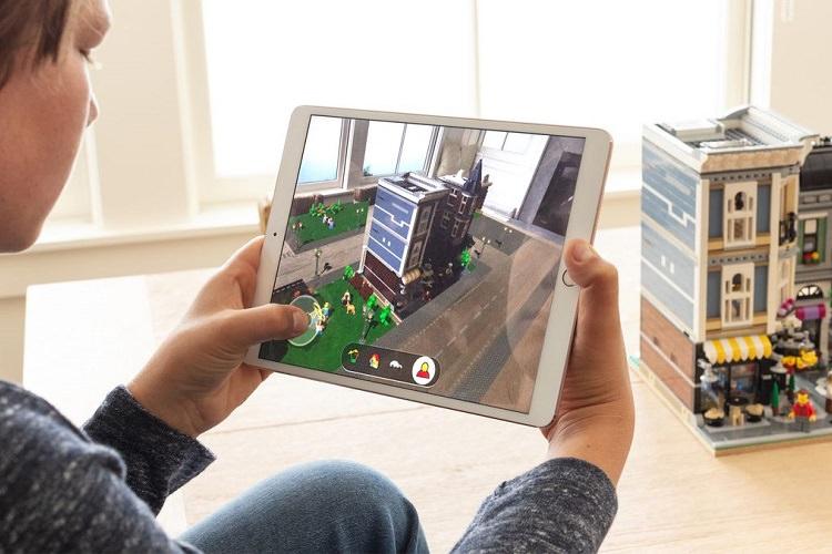 نسل جدید پلتفرم ARKit اپل قابلیتهای «پرده سبز» را به واقعیت افزوده میآورد