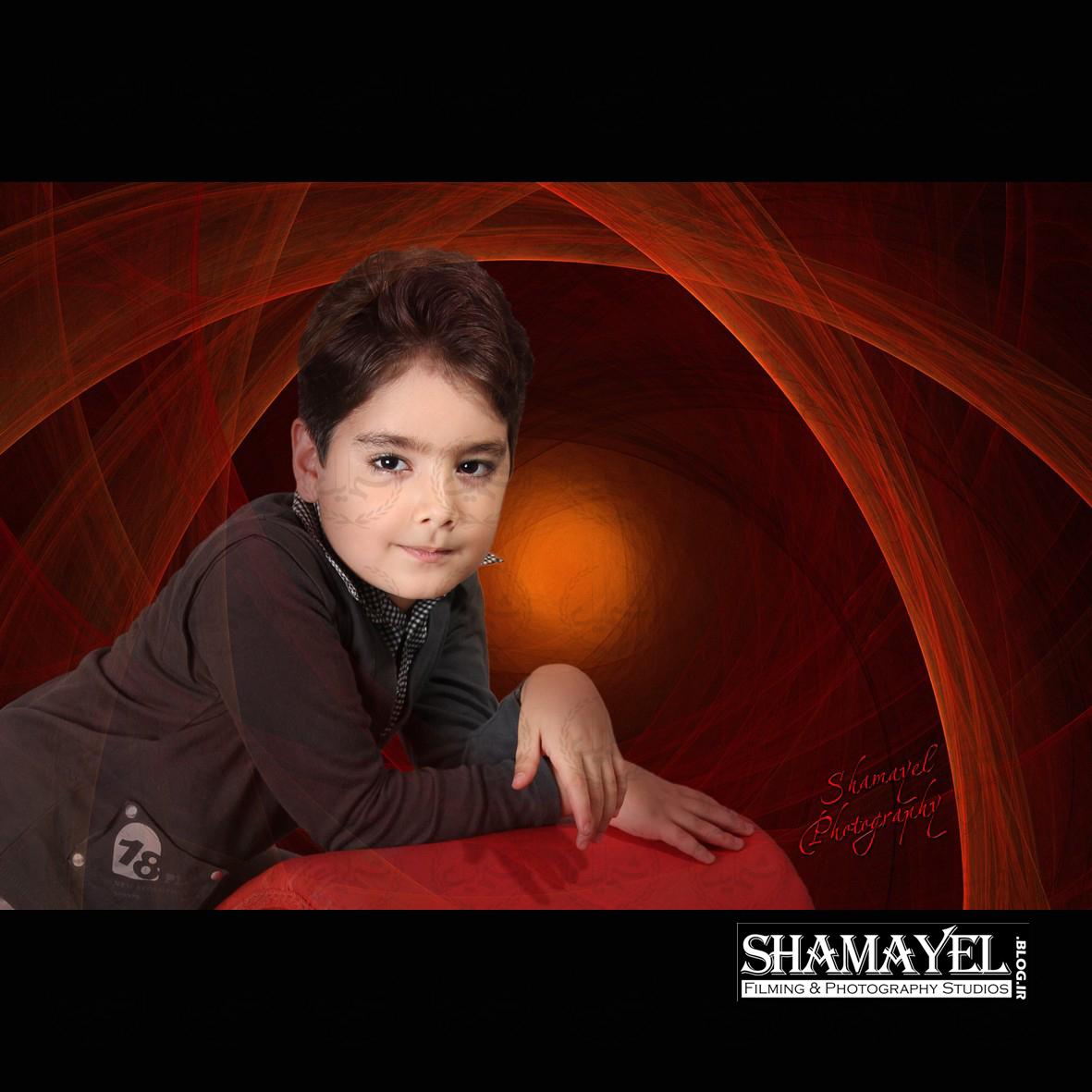 بهترین آتلیه عکاسی کودک در ساری