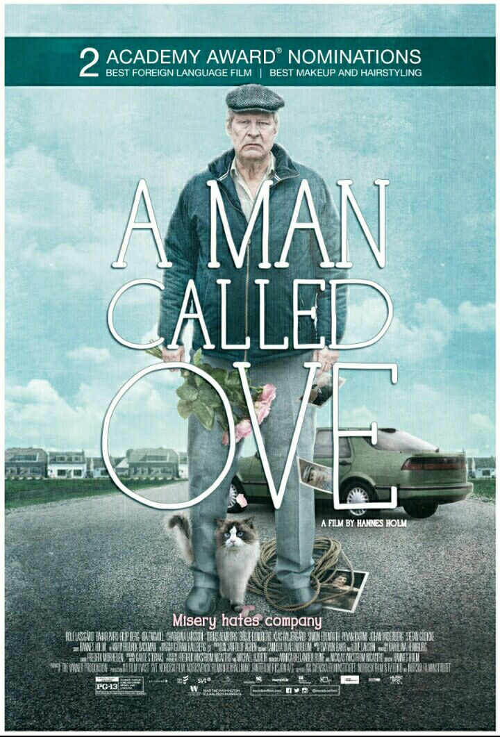 A man called ove-2015