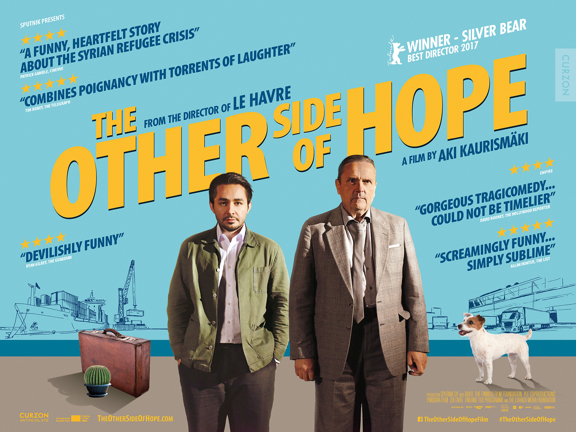 دانلود فیلم The Other Side Of Hope 2017