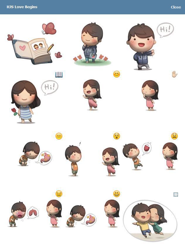 استیکر+تلگرام+دختر