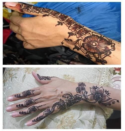 حنای دست