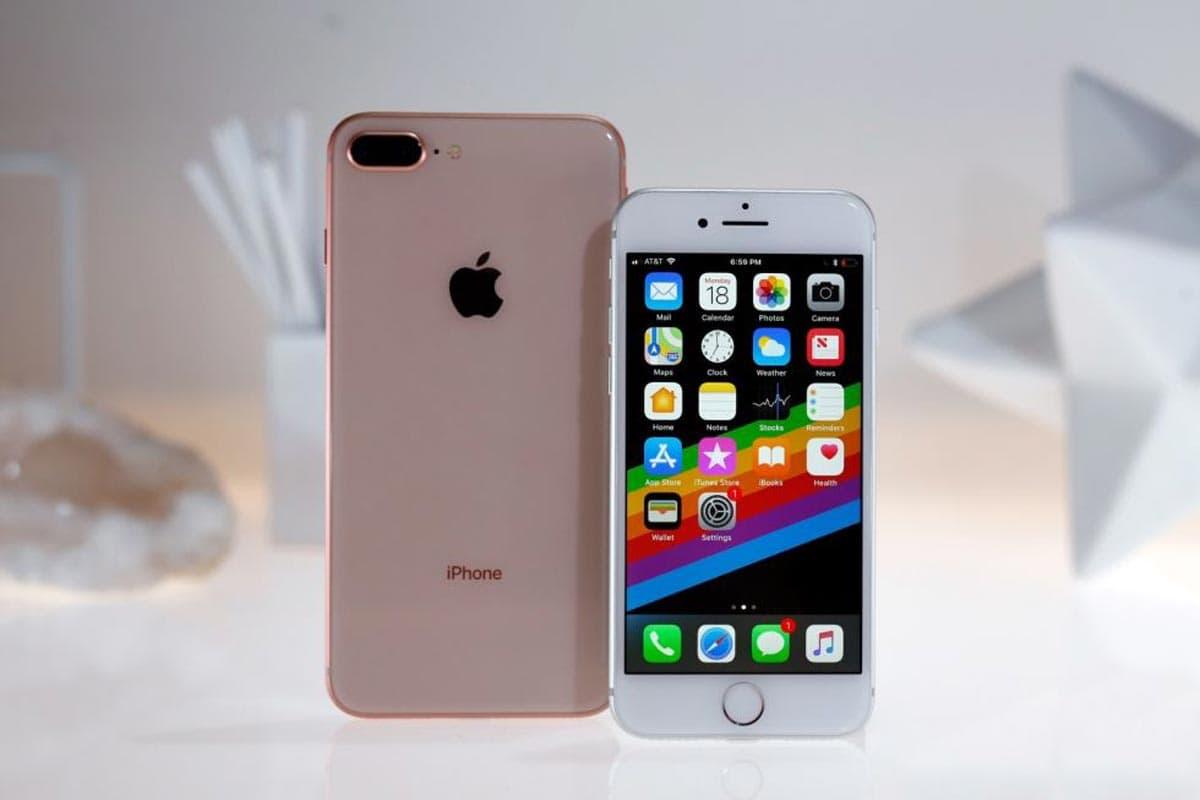 Apple iPhone 8 Plus 256GB - گوشی اپل ایفون ۸ پلاس