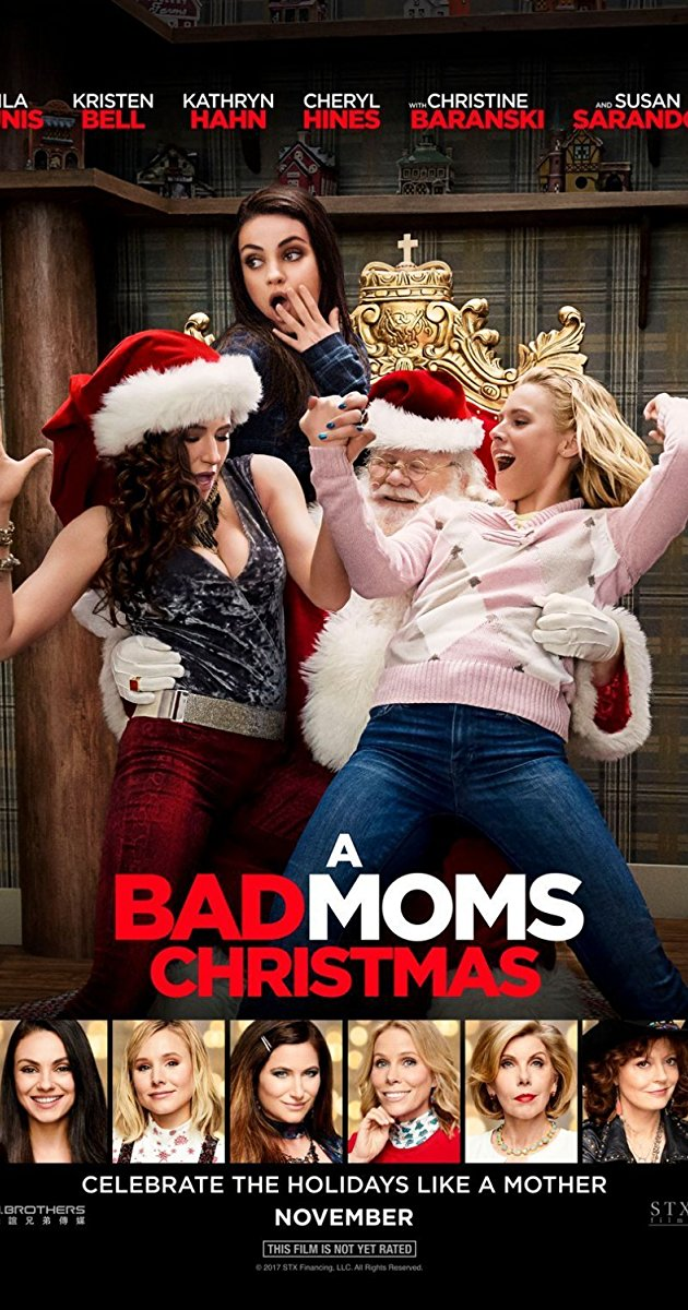 فیلم Bad Moms 2 A Bad Moms Christmas 2017
