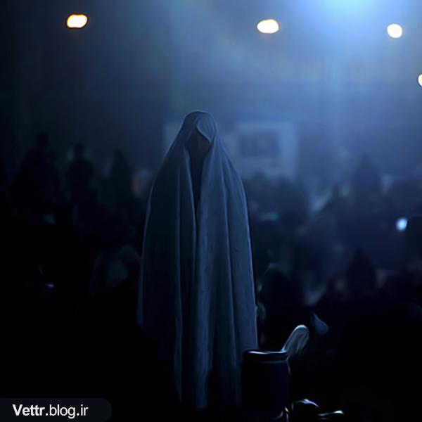شیعه در حال عبادت در مسجد