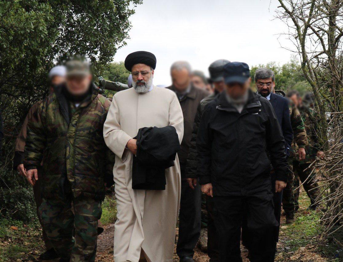 در خطه مقاومت؛گزارشی از سفر تولیت آستان قدس رضوی حجت الاسلام رئیسی به سوریه و لبنان
