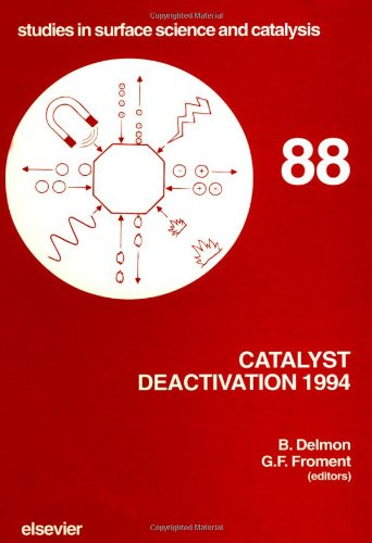 Catalyst Deactivation 1994: Proceedings of the 6th International Symposium, Ostend
