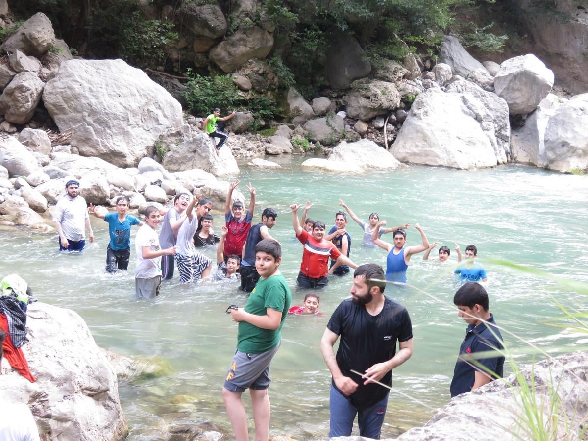 اردوی دو روزه رحیم آباد رودسر