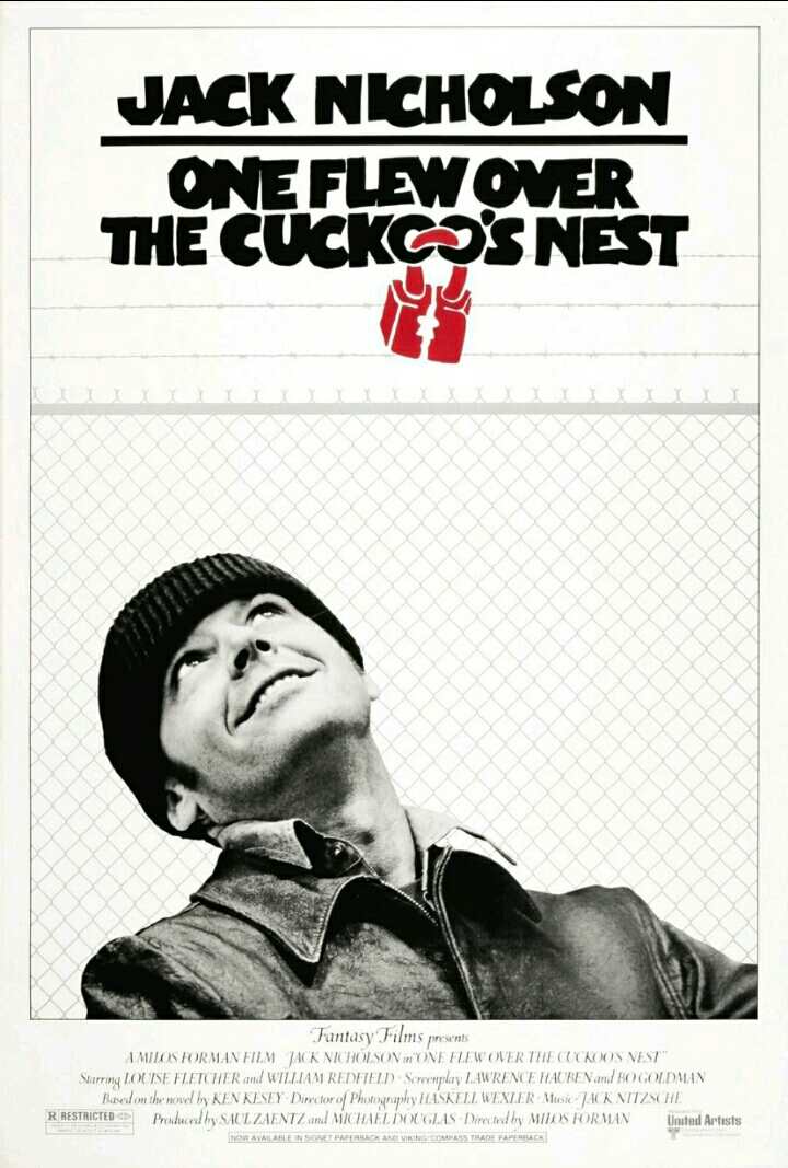 One flew over the cuckoo's nest-1975
