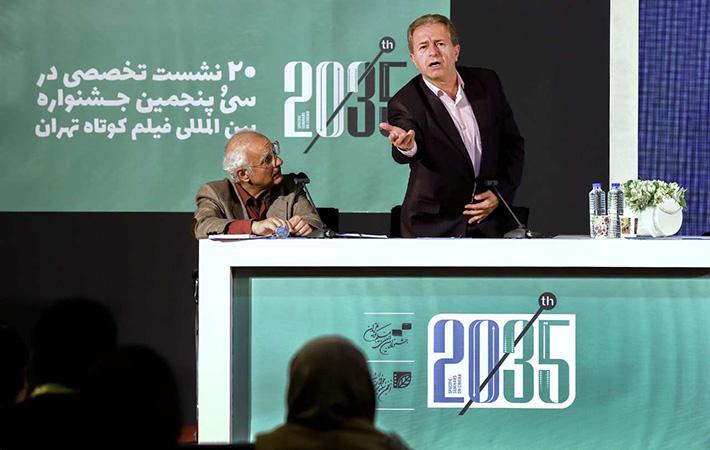 نشست رسانه ای جشنواره ی فیلم در سالن برج میلاد برگزار می شود