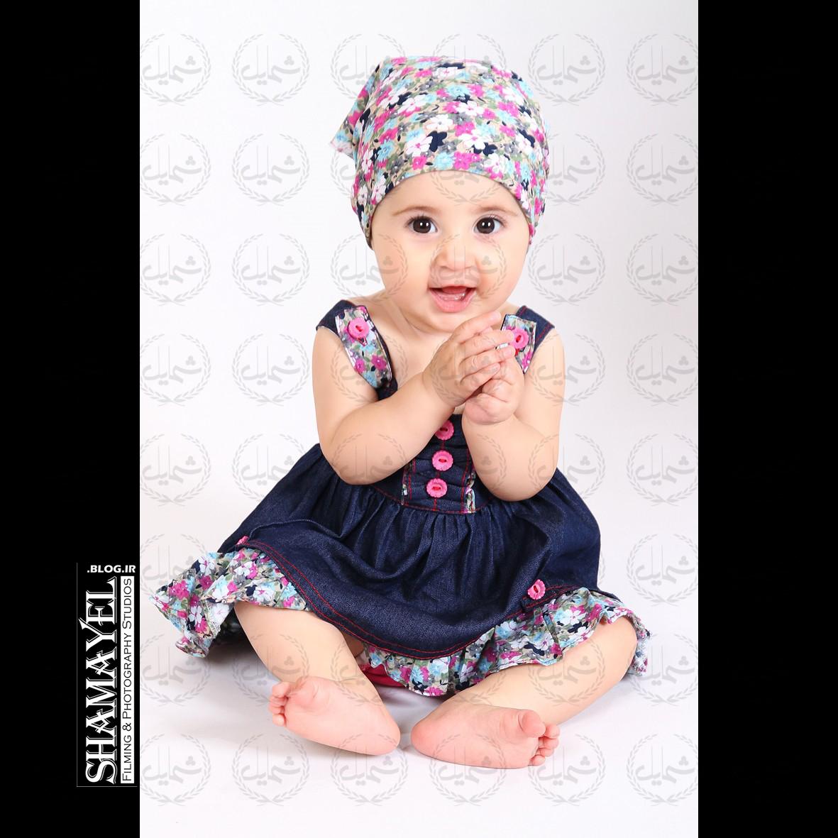 آتلیه عکس نوزاد در ساری
