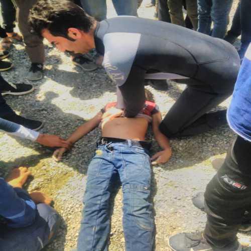 جان باختن کودک ۹ ساله در زاینده رود