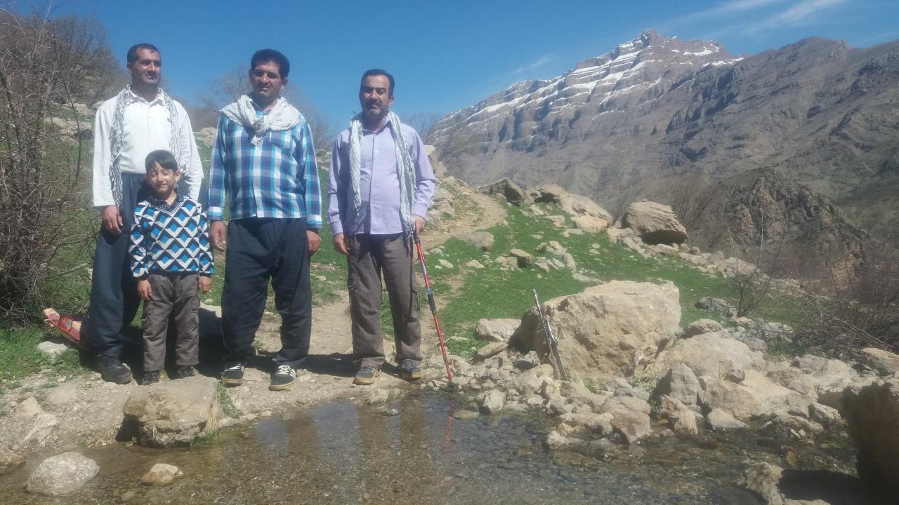 محمود کیانمنش و پرویز قائدرحمتی