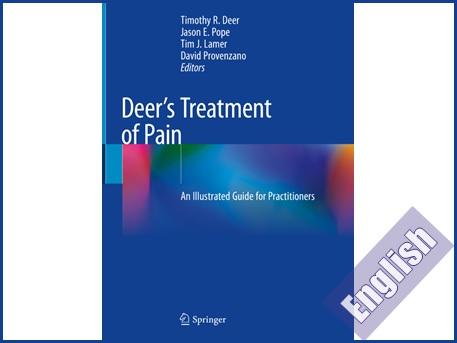 کتاب راهنمای تصویری درمان درد  Deer's Treatment of Pain An Illustrated Guide for Practitioners